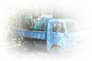 Zemljani radovi - Iskop - Mini bager - Kamion